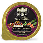 CANIDAE® PURE® Small Breed Minced Wet Dog Food - Natural, Grain Free