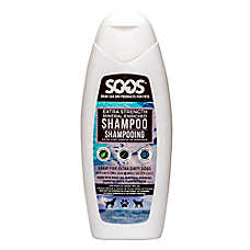 Soos™ Pets Extra Strength Mineral-Enriched Shampoo for Dogs