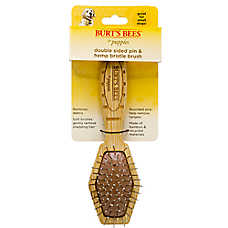 Burt's Bees™ Double-Sided Pin & Hemp Bristle Brush