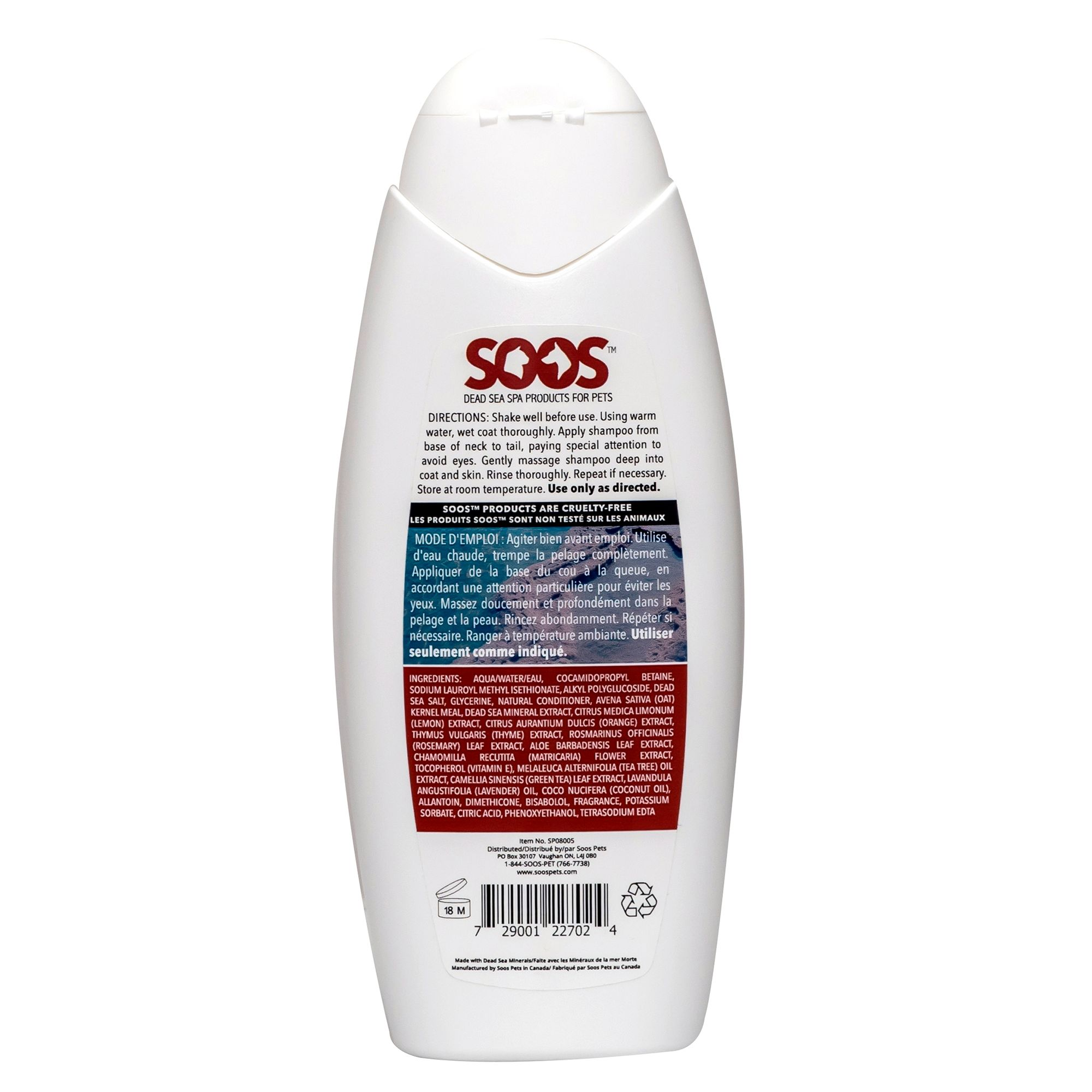 Pets Natural Anti-Itch Shampoo for Dogs
