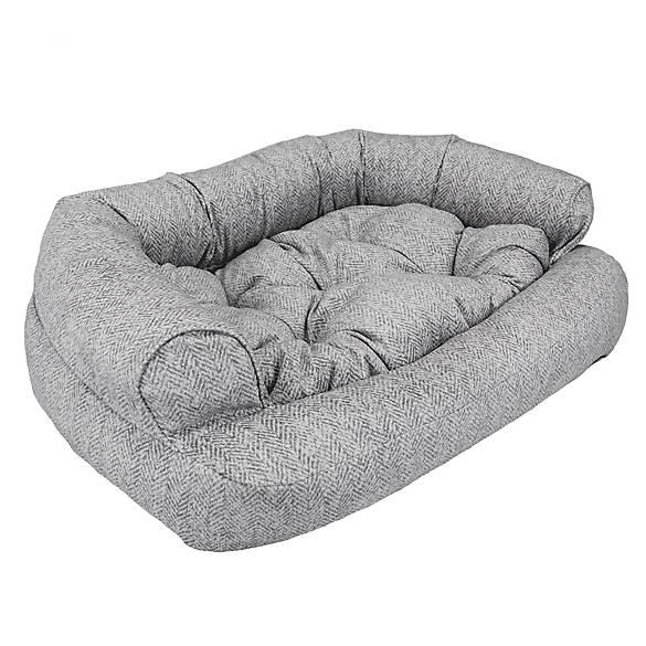 Snoozer 174 Overstuffed Luxury Show Dog Sofa Pet Bed Dog