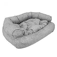 Snoozer® Overstuffed Luxury Show Dog Sofa Pet Bed