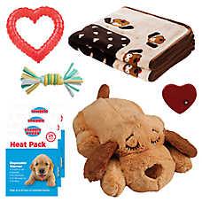 Smart Pet Love Snuggle Puppy™ New Puppy Starter Kit