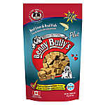 Benny Bully's Plus Cat Treat - Natural, Beef Liver & Fish
