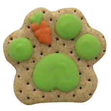 Molly's Barkery Easter Paw Cookie Dog Treat