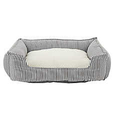 sale $7.99 entire stock Top Paw® small cuddler dog beds