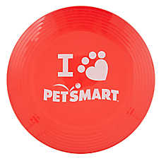 "Top Paw® ""I Love PetSmart"" Flyer Dog Toy"