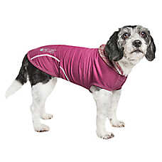 Pet Life Active Pull-Rover Performance Hoodie Pet Tank