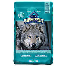 BLUE Wilderness® Grain Free Large Breed Adult Dog Food - Salmon