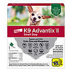 K9 Advantix® II Under 10 lbs Dog Flea & Tick Treatment