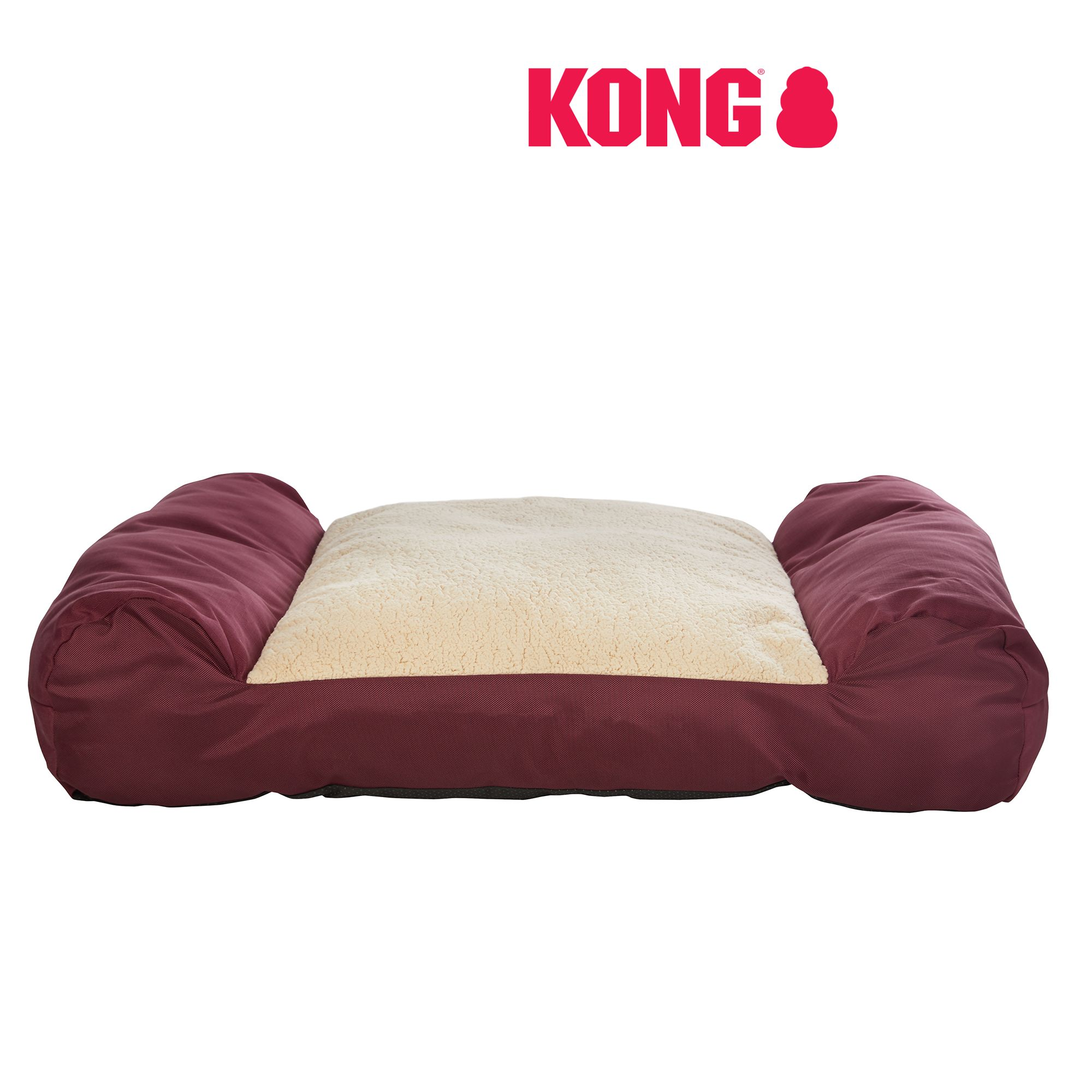 Picture of: Kong Lounger Dog Bed Large Dog Beds Pillows Petsmart