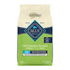 BLUE Life Protection Formula® Small Breed Adult Dog Food - Lamb & Brown Rice