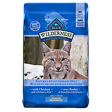 BLUE Wilderness® Grain Free Indoor Adult Cat Food - Chicken