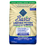 BLUE Basics® Limited Ingredient Grain Free Indoor Adult Cat Food - Duck & Potato