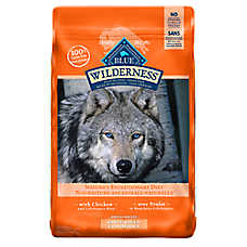 BLUE Wilderness® Grain Free Large Breed Adult Dog Food - Chicken