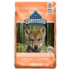 BLUE Wilderness® Grain Free Puppy Food - Chicken