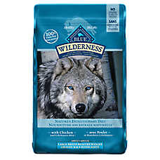BLUE Wilderness® Grain Free Large Breed Healthy Weight Adult Dog Food - Chicken