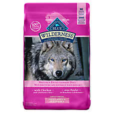 BLUE Wilderness® Grain Free Small Breed Adult Dog Food - Chicken