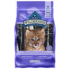 BLUE Wilderness® Kitten Food - Chicken