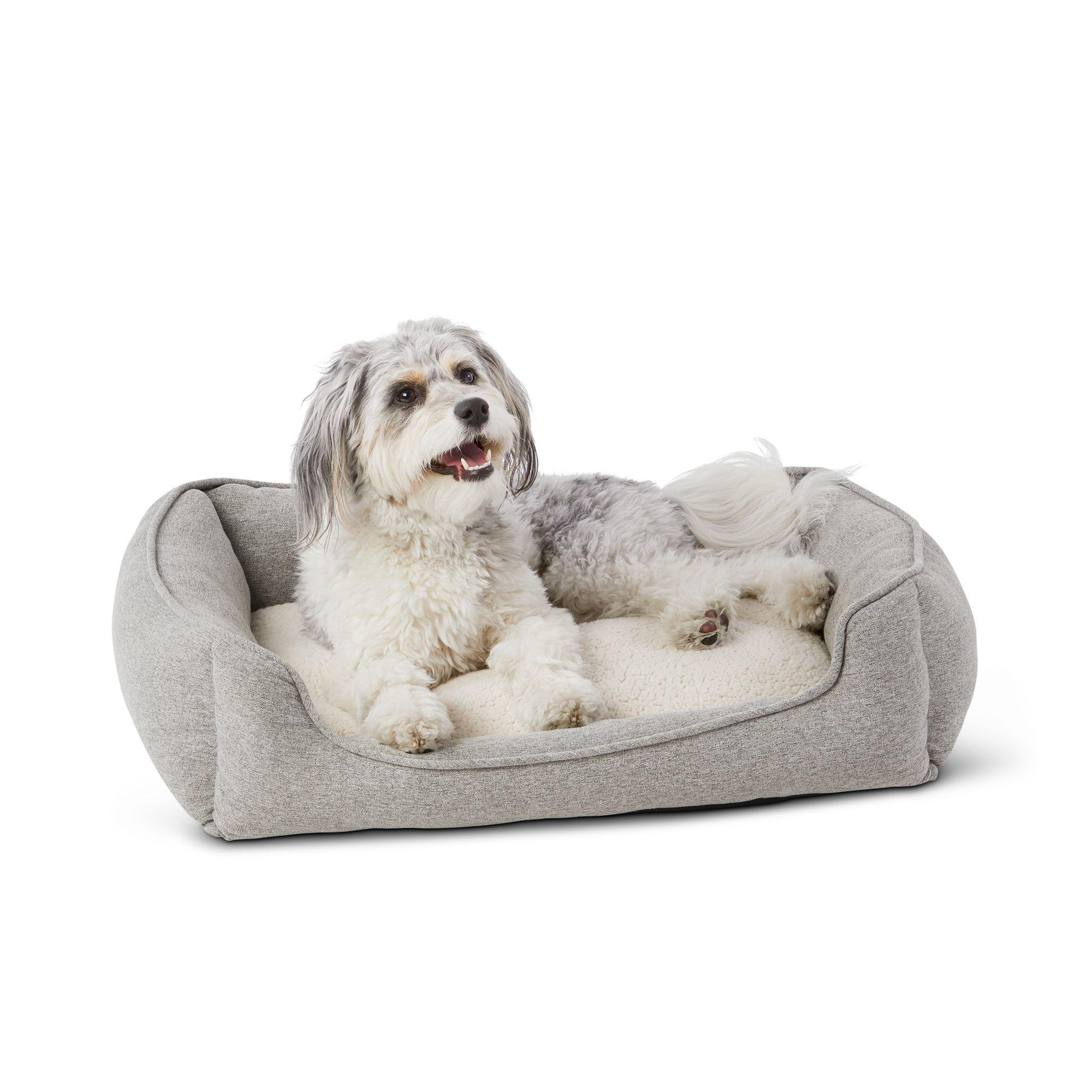 Top Paw Cuddler Pet Bed Dog Cuddler Beds Petsmart