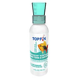Top Fin® Aquarium Readistart Nitrifying Bacteria Starter