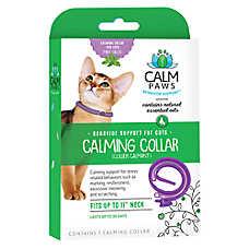 Calm Paws Behavior Support™ Calming Cat Collar