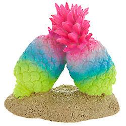 Top Fin® Glowing Pineapple Aquarium Ornament