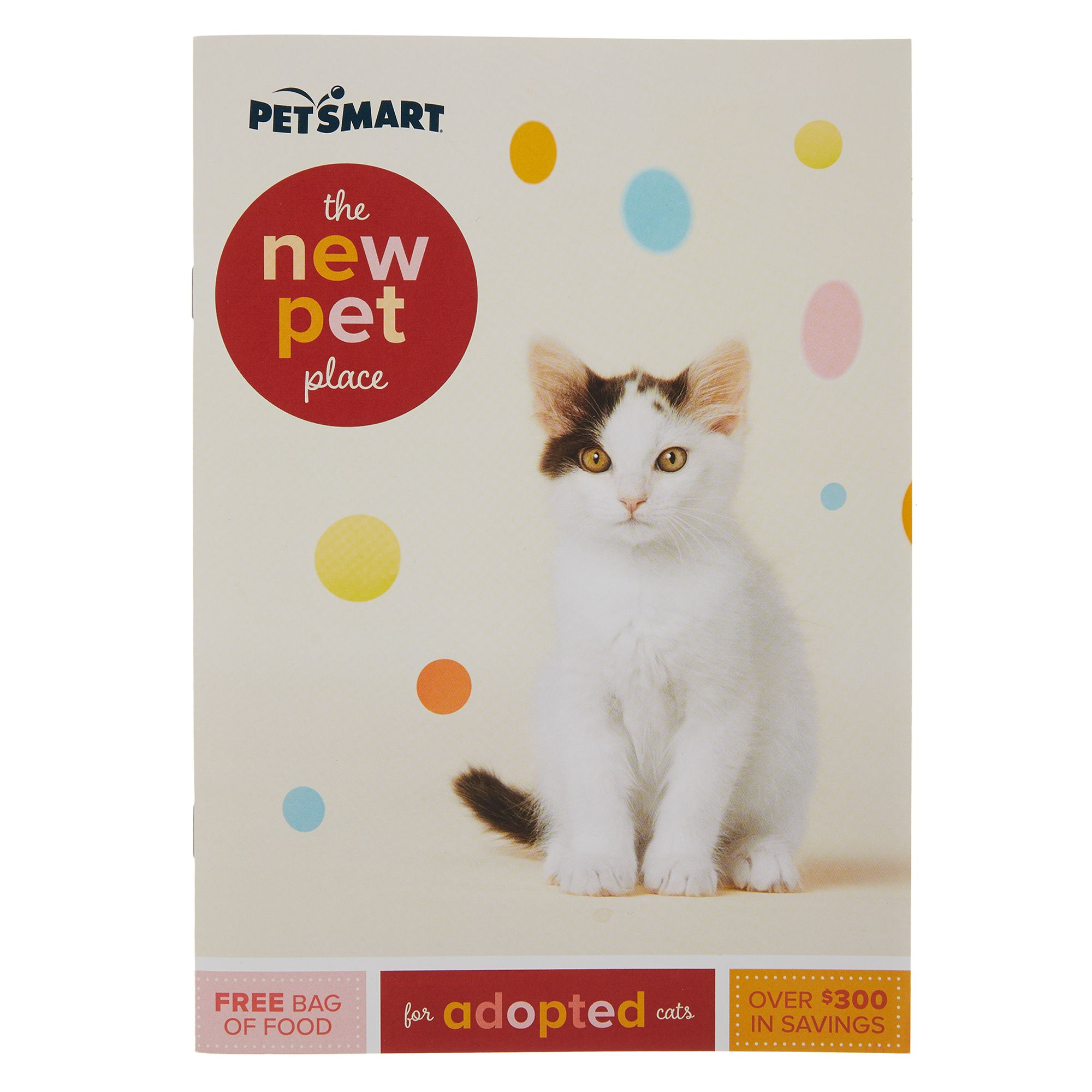 Petsmart Cat Adoption Kit Dog Training Behavior Accessories Petsmart