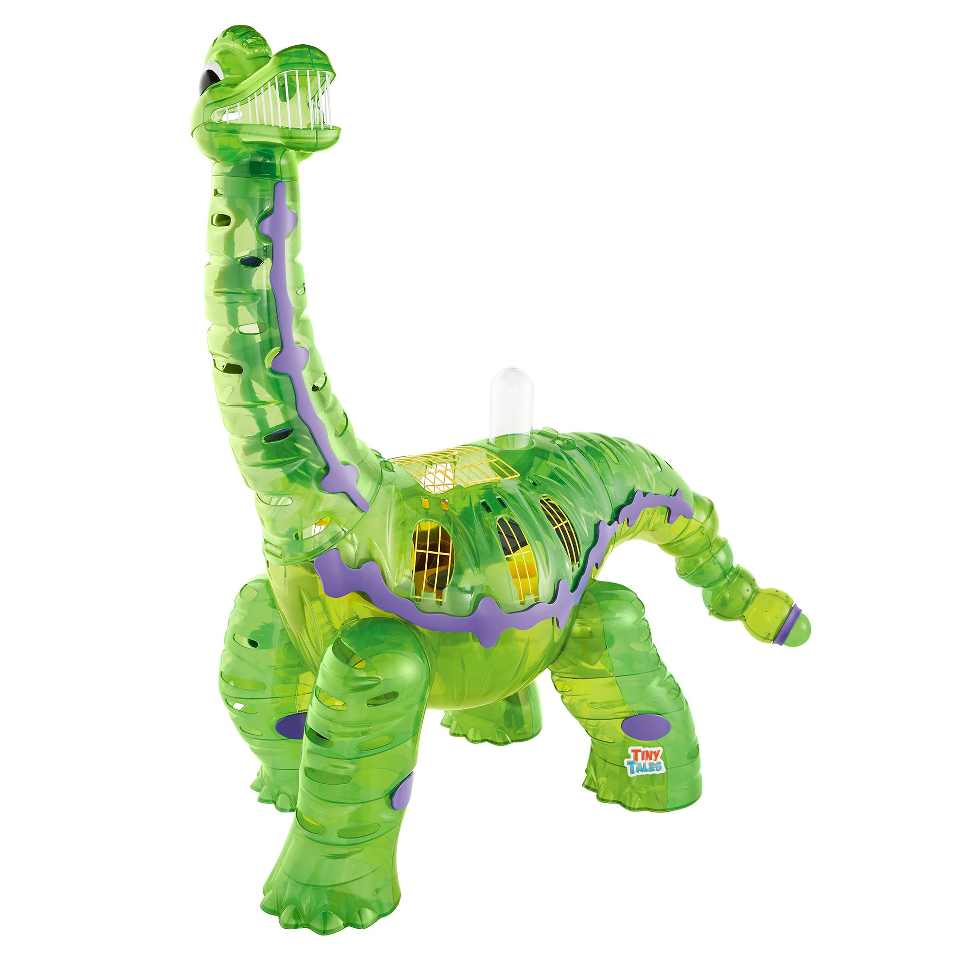 All Living Things® Tiny Tales™ XL Dinosaur with Activity Center
