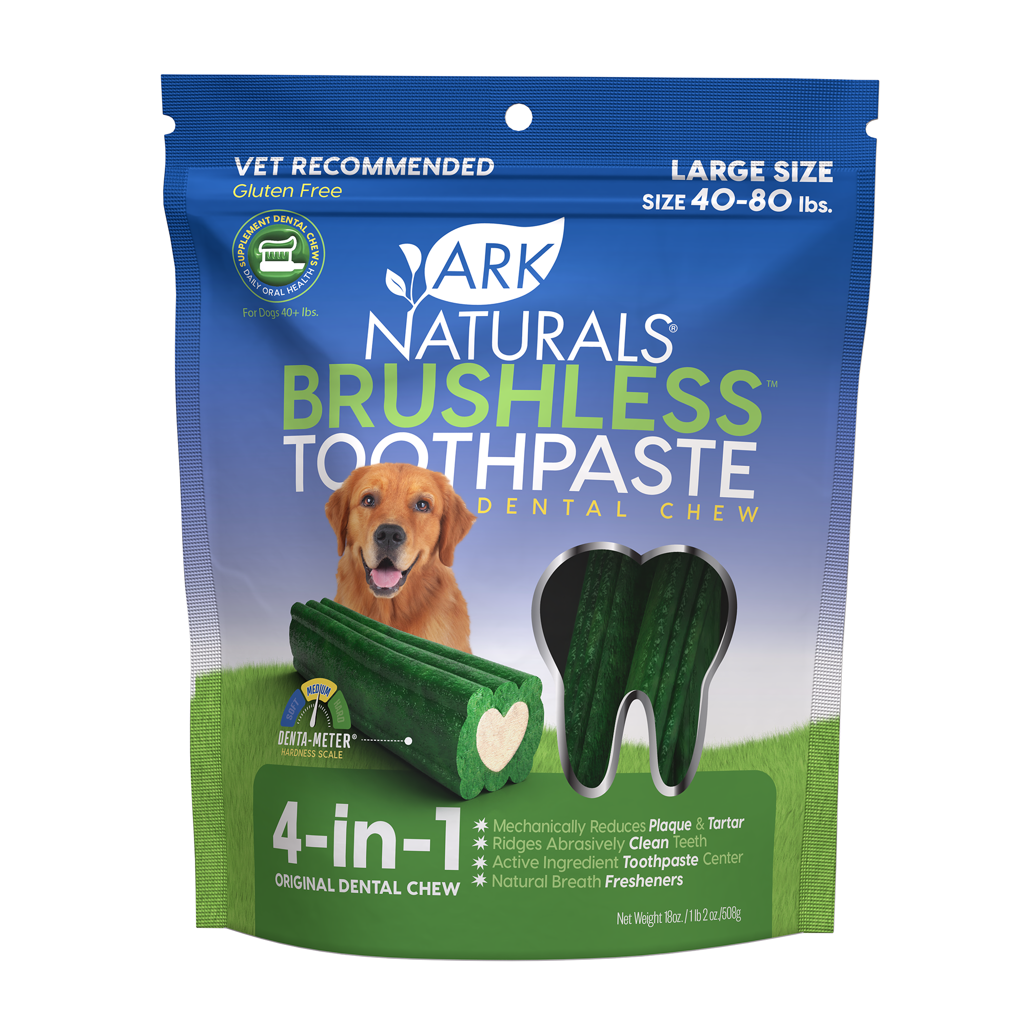 Ark Naturals® Brushless Toothpaste