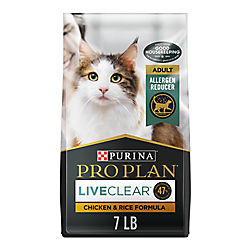 Purina® Pro Plan® LIVECLEAR™