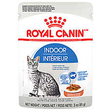 save 10¢ ea.	when you buy 10+ entire stock Royal Canin® cat food, 3 oz. cans & pouches & 5.1-5.8 oz. cans