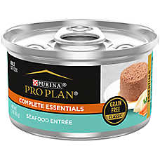 sale $1 ea. when you buy 24+ entire stock Purina® Pro Plan® cat food, 3 oz. cans