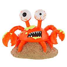 Thrills & Chills™ Zombie Crab Halloween Aquarium Ornament