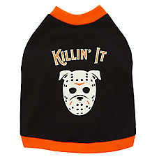 Thrills & Chills™ Pet Halloween Killin' It Pet Tee