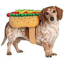 Thrills & Chills™ Pet Halloween Hot Dog Pet Costume