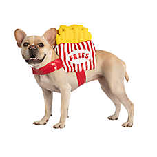 Thrills & Chills™ Pet Halloween French Fries Pet Costume