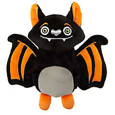 Thrills & Chills™ Pet Halloween Bat Dog Toy - Plush, Grunter