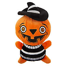 Thrills & Chills™ Pet Halloween Pumpkin Dog Toy - Plush, Grunter