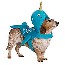 Thrills & Chills™ Pet Halloween Narwhal Pet Costume