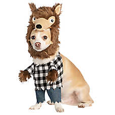 Thrills & Chills™ Pet Halloween Werewolf Pet Costume