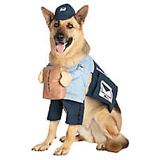 Thrills & Chills™ Pet Halloween Mailman Pet Costume