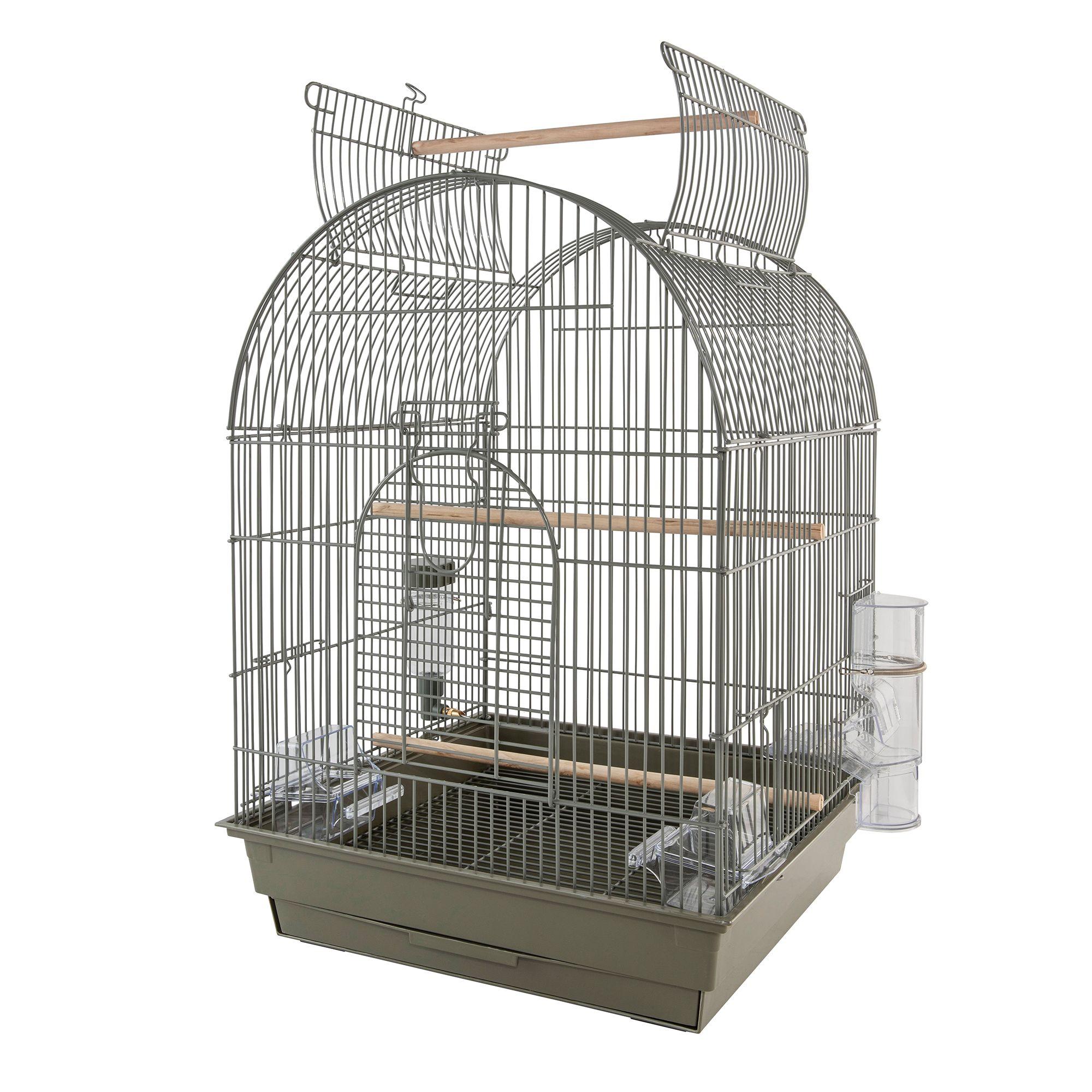All Living Things® Functional Feeding Bird Home