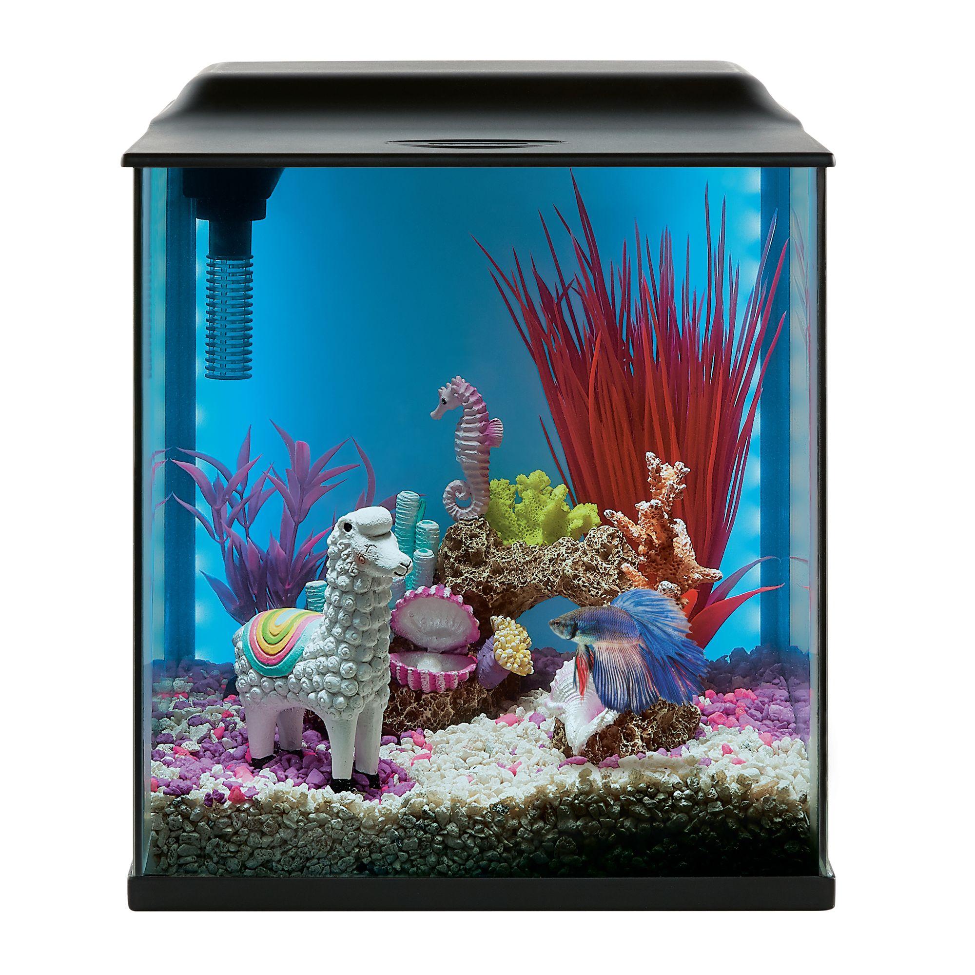 Top Fin® Backlight Aquarium