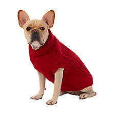 Warm Weather Apparel                                     Red Sweate