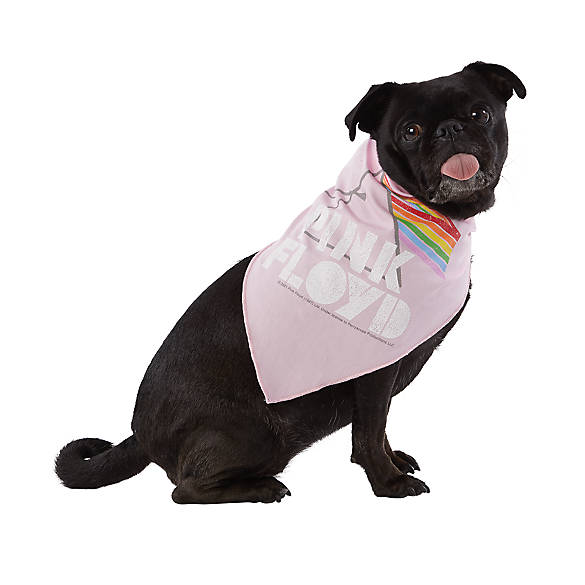 Bandana for Dogs Snap Dog Bandana Dog Bandana with Snaps Snap on Dog Bandana Dog Bandana PINK DEER Easy-on Dog Bandana.