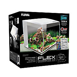 Fluval Flex aquariums