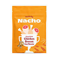 sale $4.99	entire stock Made by Nacho™ cat treats, 0.7-1 oz. bags