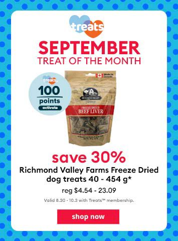 Treats of the Month