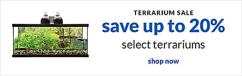 terriarium sale - save up to 20% select terrariums. shop now